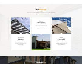 #35 สำหรับ Website UX/ UI design & development โดย shazy9design