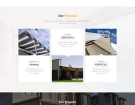 #35 for Website UX/ UI design & development by shazy9design