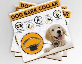 Nro 17 kilpailuun Infographic Images for a Dog Bark Collar on Amazon käyttäjältä rahoolteaches7