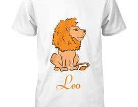 #81 untuk Zodiac Sign - Leo oleh AribaGd