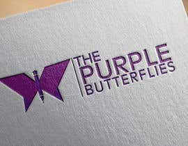 #157 for Logo Design with a butterfly by mirnanader5