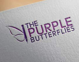 #198 for Logo Design with a butterfly by mirnanader5