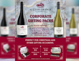 #68 for Design a Flyer for Corporate Wine Gift Packs by syhamsmt