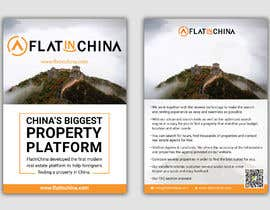 #36 cho Design a Flyer for a Real Estate Platform bởi Designser