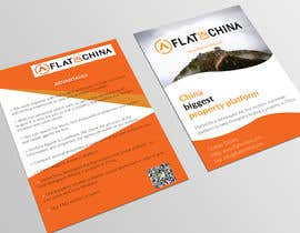 #26 cho Design a Flyer for a Real Estate Platform bởi ahaddipu