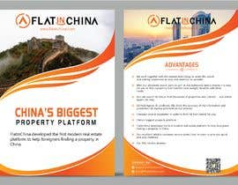#19 cho Design a Flyer for a Real Estate Platform bởi Manik012