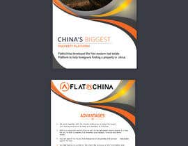 #20 cho Design a Flyer for a Real Estate Platform bởi Manik012