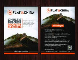 #27 cho Design a Flyer for a Real Estate Platform bởi ndevadworks
