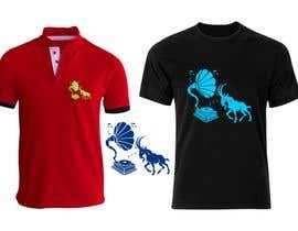 Nro 10 kilpailuun I need some Graphic Design  RCA dog Logo for shirt käyttäjältä acucalin