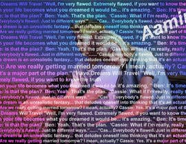 #35 for Art Picture Made Up Of Quotes by Prodesigner10
