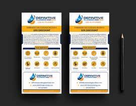 nº 67 pour Design a marketing flyer par syhamsmt