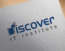 """Nro 23 kilpailuun Design a Logo for """"Discover IT Institute"""" käyttäjältä stevenkion"""