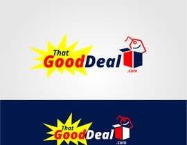 """#291 para Design a Logo for """"ThatGoodDeal.com"""" por inventick"""