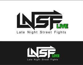 #232 para Logo Design for LNSF LIVE por arteq04