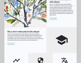 #16 for Web Newsletter template by ryanrasoarahona