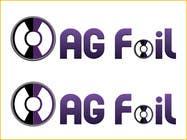 Graphic Design Kilpailutyö #38 kilpailuun Logo Design for AG FOIL