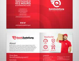 #16 for QuickZustellung Brochure by elgu