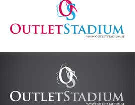 #70 para Logo Design for OutletStadium.se por Arryko
