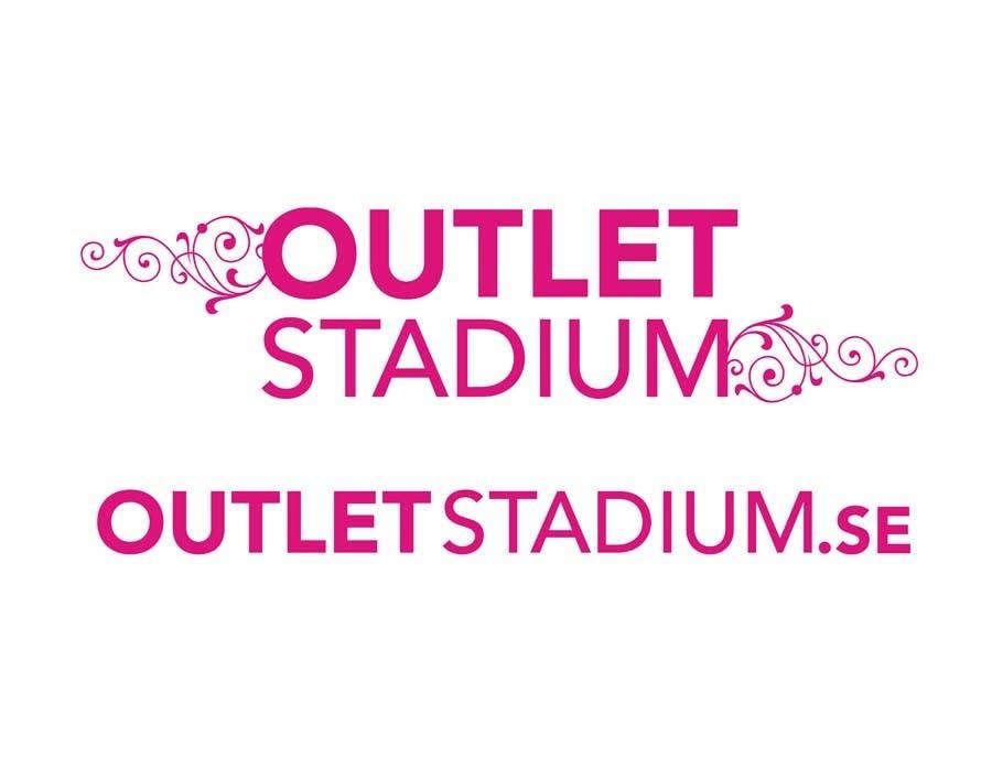 Конкурсная заявка №13 для Logo Design for OutletStadium.se