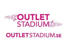 #13 para Logo Design for OutletStadium.se por santarellid