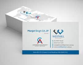 Nro 147 kilpailuun Business Card Design käyttäjältä prosenjit2016