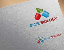 #270 for Logo build for Blue Biology by mdzahidhasan610