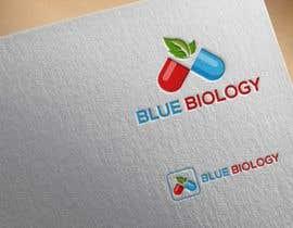 #270 untuk Logo build for Blue Biology oleh mdzahidhasan610