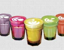 #51 for colour edit two coffees - today af gregorojas