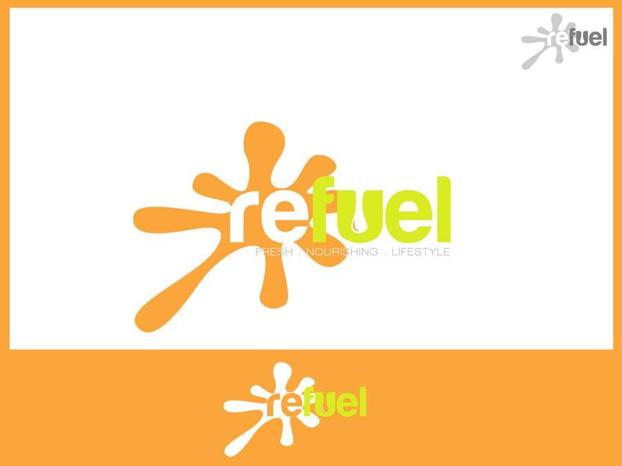 Inscrição nº 16 do Concurso para Logo Design for ReFuel