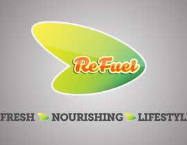 nº 142 pour Logo Design for ReFuel par guyone001