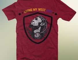 #15 cho living my west life t shirt design bởi sagorzw