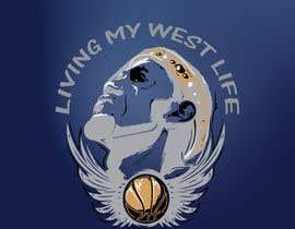 #12 cho living my west life t shirt design bởi nagimuddin01981