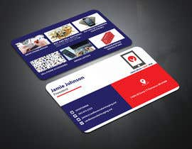 #74 untuk Need business cards template for mobile cell phone/computer repair/ pawn shop store oleh creativeworker07