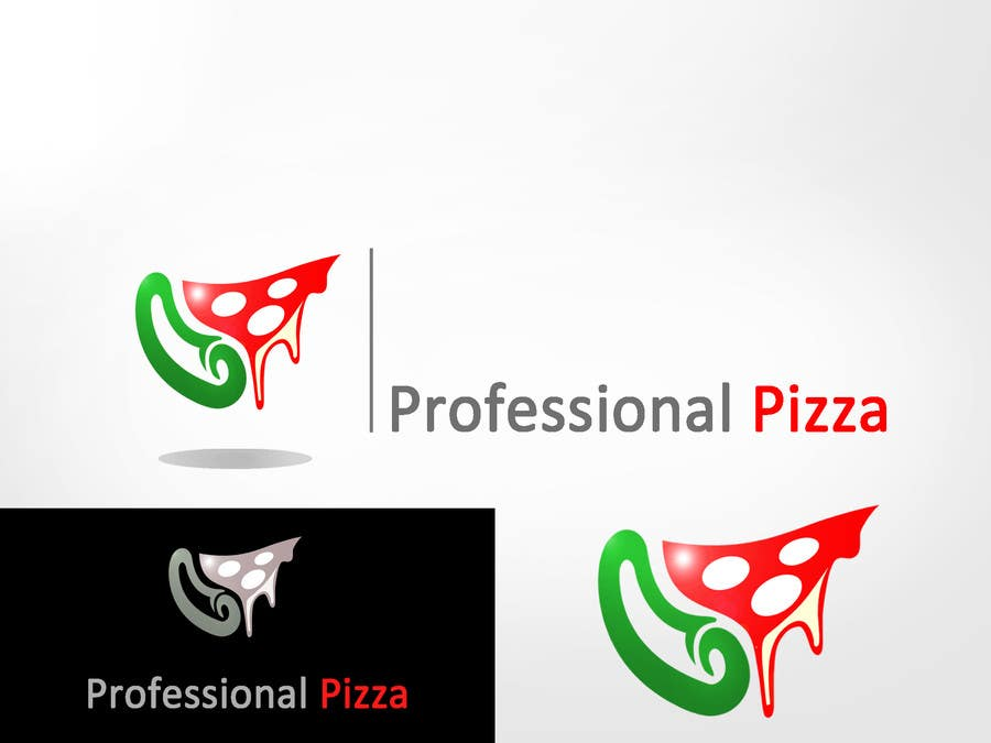 Konkurrenceindlæg #                                        42                                      for                                         Logo Design for Professional Pizza