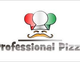 #112 para Logo Design for Professional Pizza por anki21