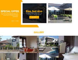#17 for Hotel Website.Make my web site look Perfect.Its an existing website af saidesigner87