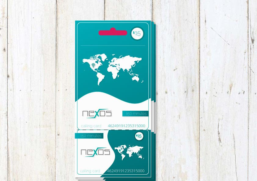 Penyertaan Peraduan #                                        34                                      untuk                                         Design a Logo for a Calling card