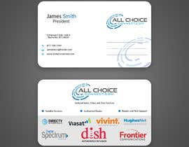 #58 for Generic Business Cards Need by SondipBala