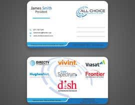 #61 untuk Generic Business Cards Need oleh SondipBala
