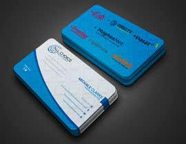 #63 for Generic Business Cards Need by amena2