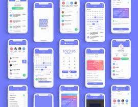 Nro 11 kilpailuun Sample designs for an app project (winner will do full project) käyttäjältä kingbodonit