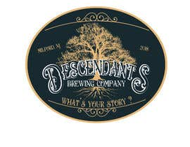 #219 for Descendants Brewing Company Logo by pgaak2