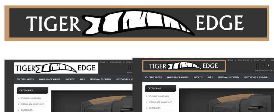 Bài tham dự cuộc thi #10 cho Simple Graphic Design for Tiger Edge