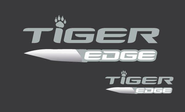 Bài tham dự cuộc thi #16 cho Simple Graphic Design for Tiger Edge
