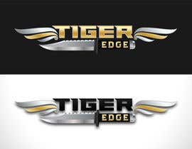 #122 para Simple Graphic Design for Tiger Edge por reynoldsalceda