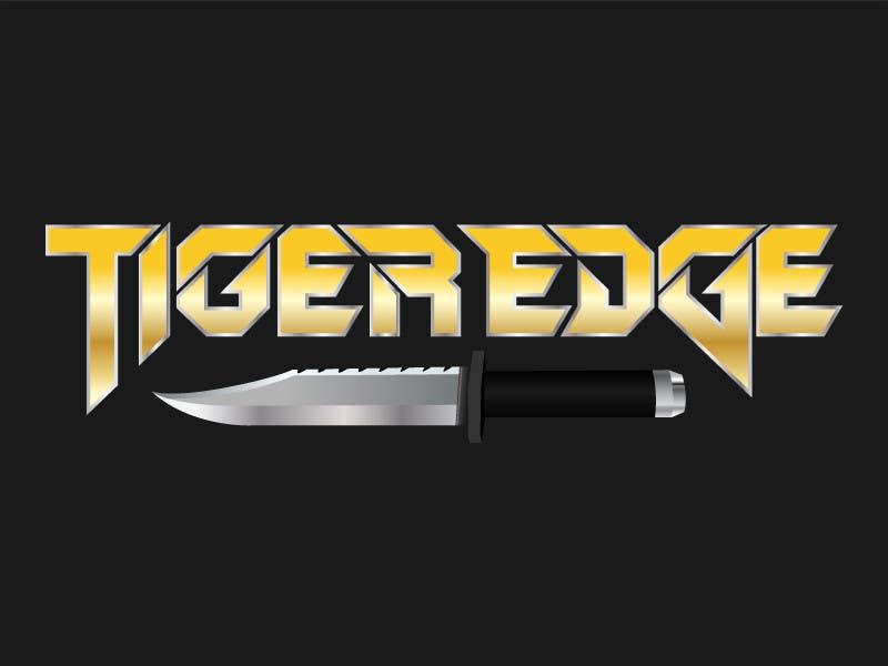 Inscrição nº 107 do Concurso para Simple Graphic Design for Tiger Edge