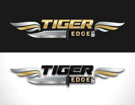#117 para Simple Graphic Design for Tiger Edge por reynoldsalceda