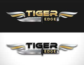 #118 para Simple Graphic Design for Tiger Edge por reynoldsalceda