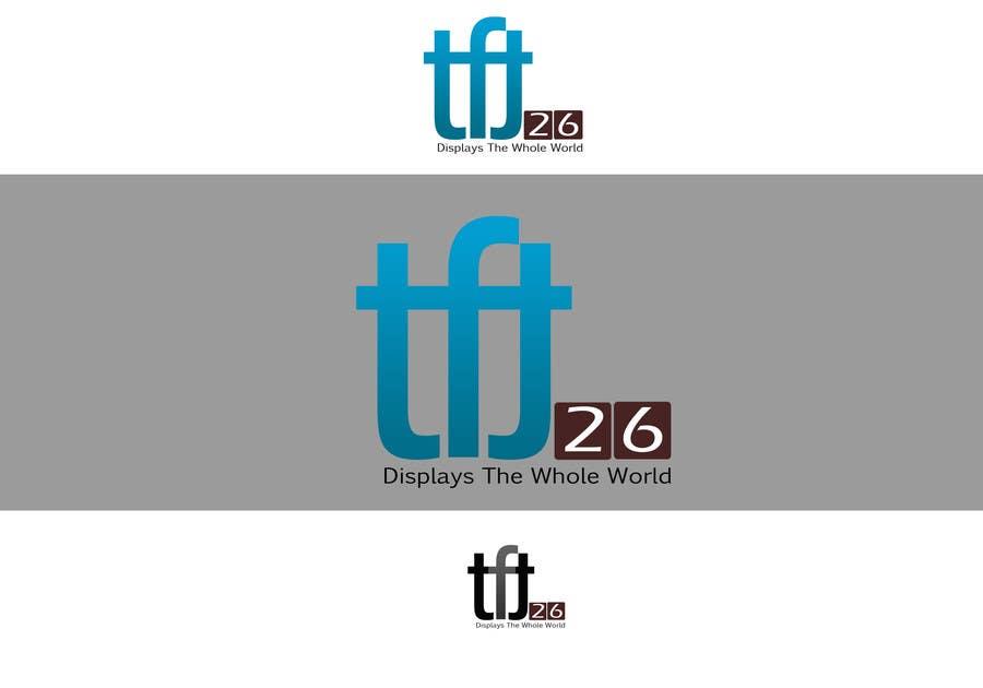 Penyertaan Peraduan #                                        66                                      untuk                                         Logo Design for TFT26