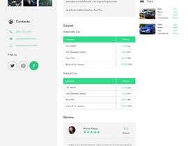 #22 cho Design a Website Mockup. bởi zakimubarakaziz